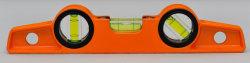 250mm 미니 다이캐스트 알루미늄 브리지 스피릿 레벨(자북