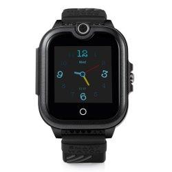 ベストセラーの健康の適性の追跡者のカラーディスプレイKt13 4Gの子供ビデオ呼出しスマートな車の腕時計GPS
