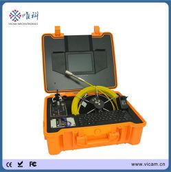 Câmara de inspecção do pipeline Pólo Vicam Esgoto Sistema de câmaras de vídeo CCTV V8-3188kc