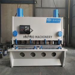 tôle CNC de cisaillement de la guillotine Machine hydraulique