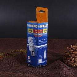 OEM 제조 플라스틱 인쇄 LED 전구 포장 상자 PP/PVC/PET