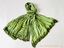 2020人の新しい方法女性タイの染料のスカーフのビスコース綿のタイの停止のショール