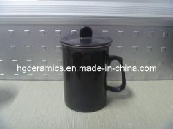 Xícara de chá de mudança de cor com tampa, de Mudança de cor caneca com tampa