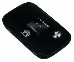 router di 4G Lte con la batteria