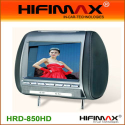 Monitor de apoyacabezas de 8,5 pulgadas (HRD-850HD).