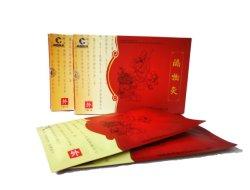 고통을 구호하는 중국 약초 Moxibustion 스티커 헬스케어 보충교재