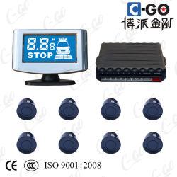 Хорошая функция LCD парковочный датчик с 8 датчиками (CG-P5288B)