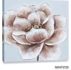 Paleta de textura de Flores da faca pinturas decoração moderna arte na parede