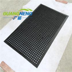 En el exterior Doormats antideslizamiento Permeable al aire libre grandes alfombrilla de goma