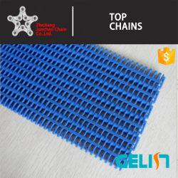 cinghie modulari di plastica del trasportatore a livello di griglia del nastro trasportatore/plastica della maglia di serie 900y-005