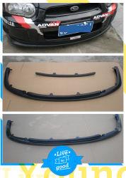 Корпус из углеродного волокна Sti стиле передний диффузор для Subaru Impreza/Спасибо за статью 8