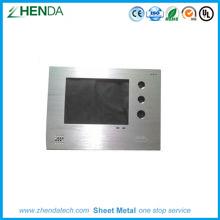 La fábrica de bajo coste de suministro de piezas de fabricación de lámina metálica personalizada