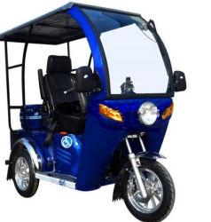 Gás fechado de três rodas Scooter deficientes passageiros deficientes para venda (SY110ZK-F)