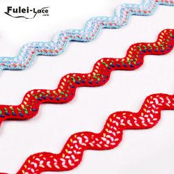 Kundenspezifisches Förderung-Polyester-Fertigkeit-Farbband