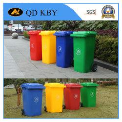 im Freien Abfallbehandlung-Plastikabfall-Sortierfach 100% der Jungfrau-240L