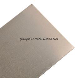 Широкий Титан лист катушки для промышленного