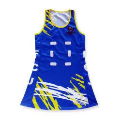넷볼 유니폼 사용자 지정 고품질 도매 저가 넷볼 드레스를 입으시기 바랍니다