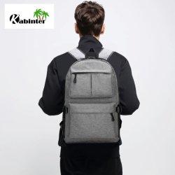 Viajes moda mochila de senderismo Deportes al aire libre Cargador USB de hombro la mochila para portátiles.