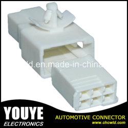 도요타 자동차의 6P 여성 전기 자동차 플라스틱 케이블 커넥터