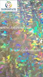 La Chine Film d'hologramme en PVC transparent