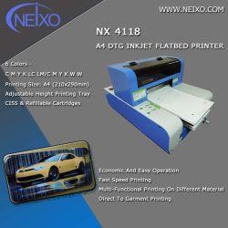 Téléphone cellulaire des cas d'impression avec imprimante scanner à plat Neixo DTG
