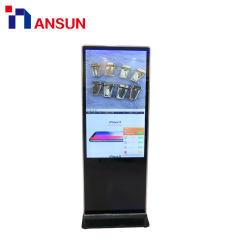 Haute luminosité Android USB réseau stand Digital Signage Player Publicité
