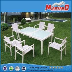 Nouveau design des meubles de jardin Table et chaises d'extension