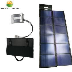 118W Thin Film flexible Chargeur solaire de pliage