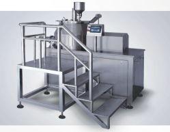 Ghl-300 в горизонтальном положении заслонки смешения воздушных потоков в масляной ванне Granuation машины