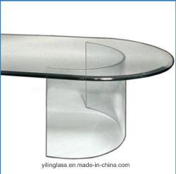 強くされた楕円形のガラス上を取り除きなさい