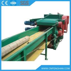 販売のための在庫のLy316 10-15 T/Hの電動機のドラムタイプ木製の砕木機
