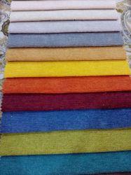 Cómodo impermeable de nylon 12% 88% Poliéster Sofá Sofá de tela portada