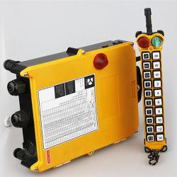 Telecomando industriale interurbano per la gru, telecomando di migliore qualità della migliore gru della gru