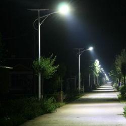 Panneau solaire Powered 6m 8m 30W 45W Rue lumière à LED