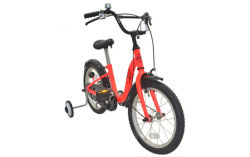 Kinder Bicycle durch JIS Standard. 16 Inch - hohes Tensile Steel Frame
