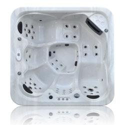마사지 야외 욕조 새로운 온수 욕조 야외 스파 수영장