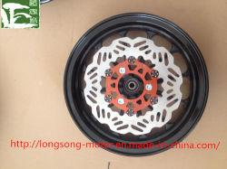 Travão de disco para Pit Bike 2.7-12 Aro de roda de ferro 3.0-12