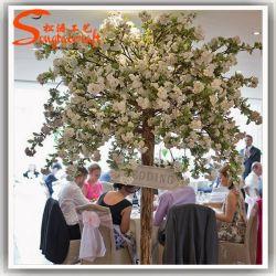 Heißer Verkaufs-Plastikfiberglas, das dekorative künstliche Kirsche Wedding ist
