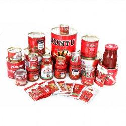 Tomatenpaste aus Dosen mit gutem Preis