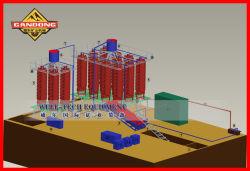 Спиральная откидной панели двери задка строительное оборудование для Chrome Отделение железной руды