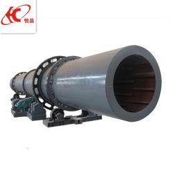 Secador de tambor giratorio de minería de la máquina/equipos de secado de granzas