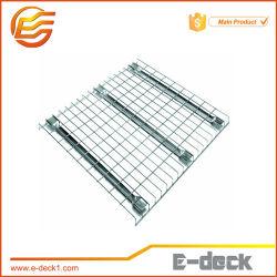 Heavy Duty de alta calidad cubiertas de malla metálica para rack de palés
