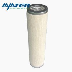 Mcc1001Substituição ce coalescedor no filtro de gás seco