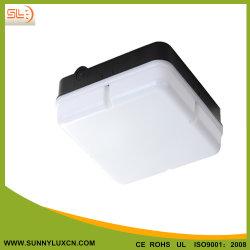 IP65正方形LEDの隔壁ライト