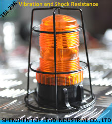 포크 Lift를 위한 진동과 Shock Resistance 12-110V LED Strobe Warning Light, Truck Use