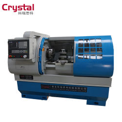 CK6140A Professional CNC Drehmaschine Kleine Vibration Volle Funktionen