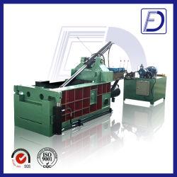 Máquina de enfardamento de reciclagem de alumínio metálico de ferro