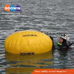 Tipo sacchetto di sollevamento dei paracadute di immersione subacquea dell'aria subacquea