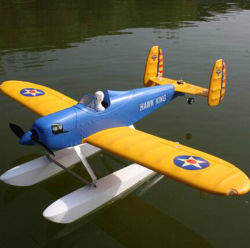 Het nieuwe Vliegtuig RC van de Vezel van de Koolstof van de Stijl Elektrische