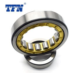 Cuscinetto a rulli cilindrici Nj320 ad alta precisione 100*215*47mm